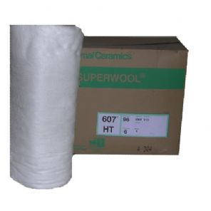 Body Soluble Fibre Blanket 96KG/m³ - Various Thickness